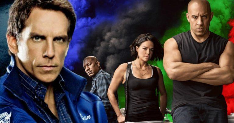 Ben Stiller će navodno biti u Fast & Furious 9