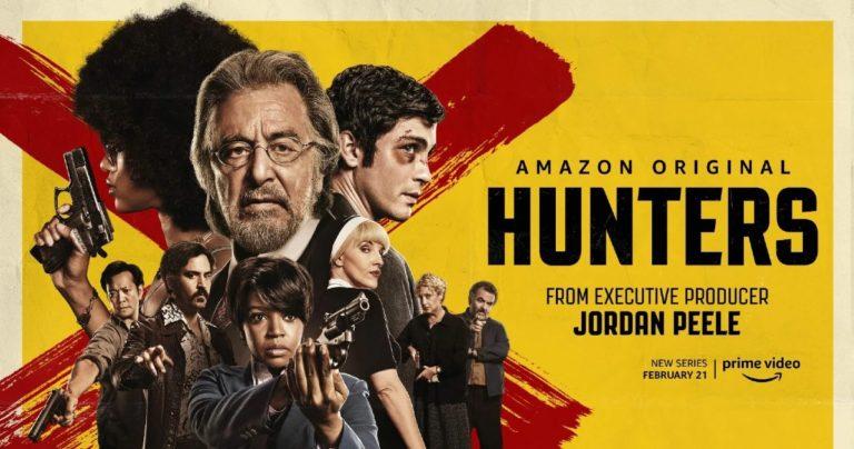 Recenzija: Hunters (2020-)