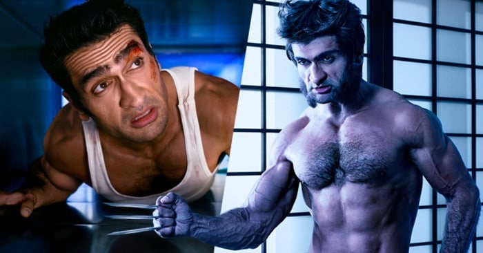 "Kumail Nanjiani kao Wolverine, John McClane i Pete ""Maverick"" Mitchell za Men's Health"
