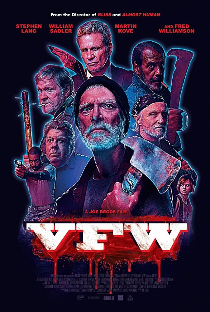 Recenzija: VFW (2020)