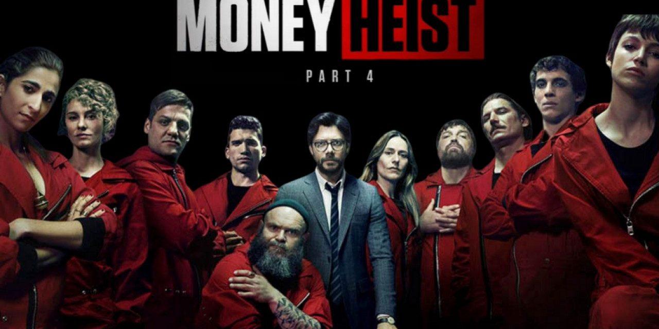 Trailer: Money Heist – Part 4
