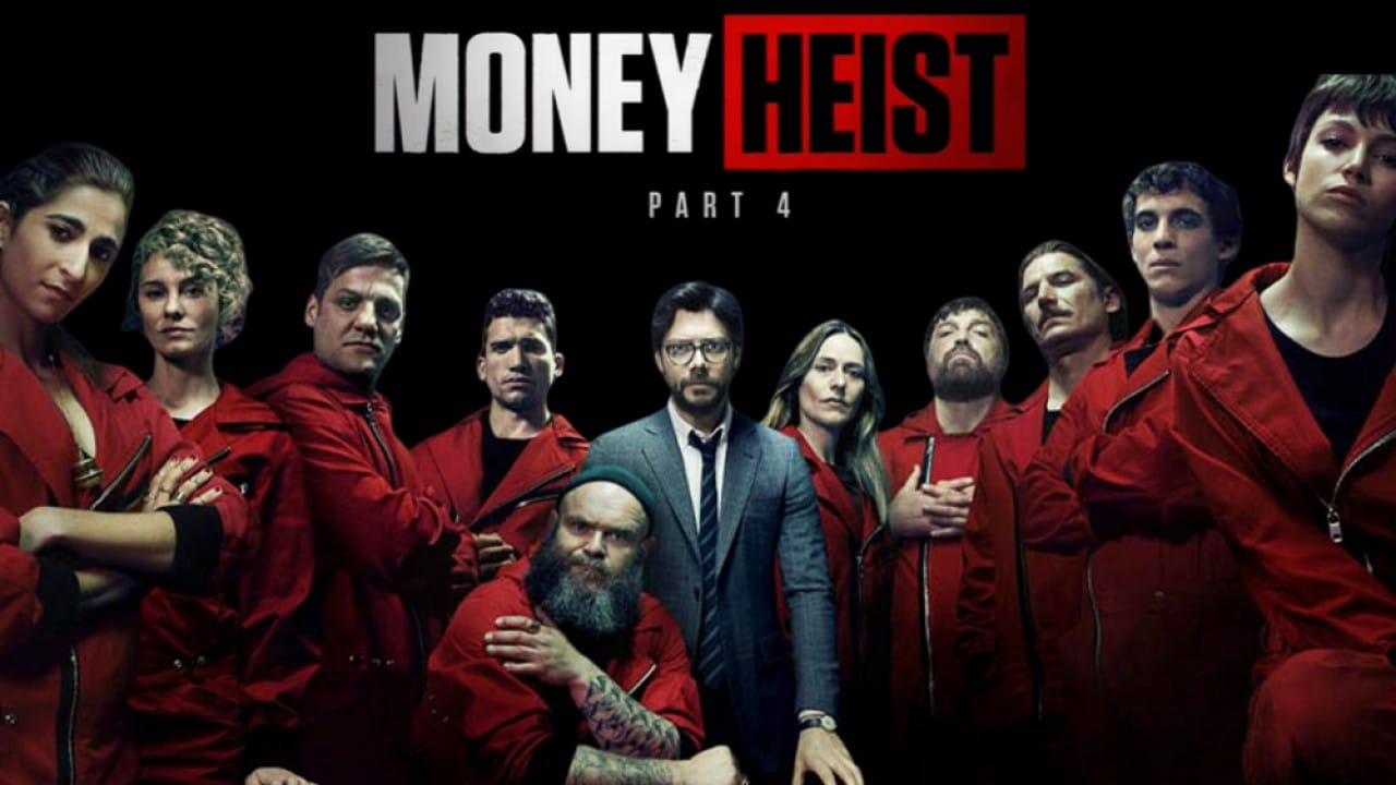 Trailer: Money Heist - Part 4