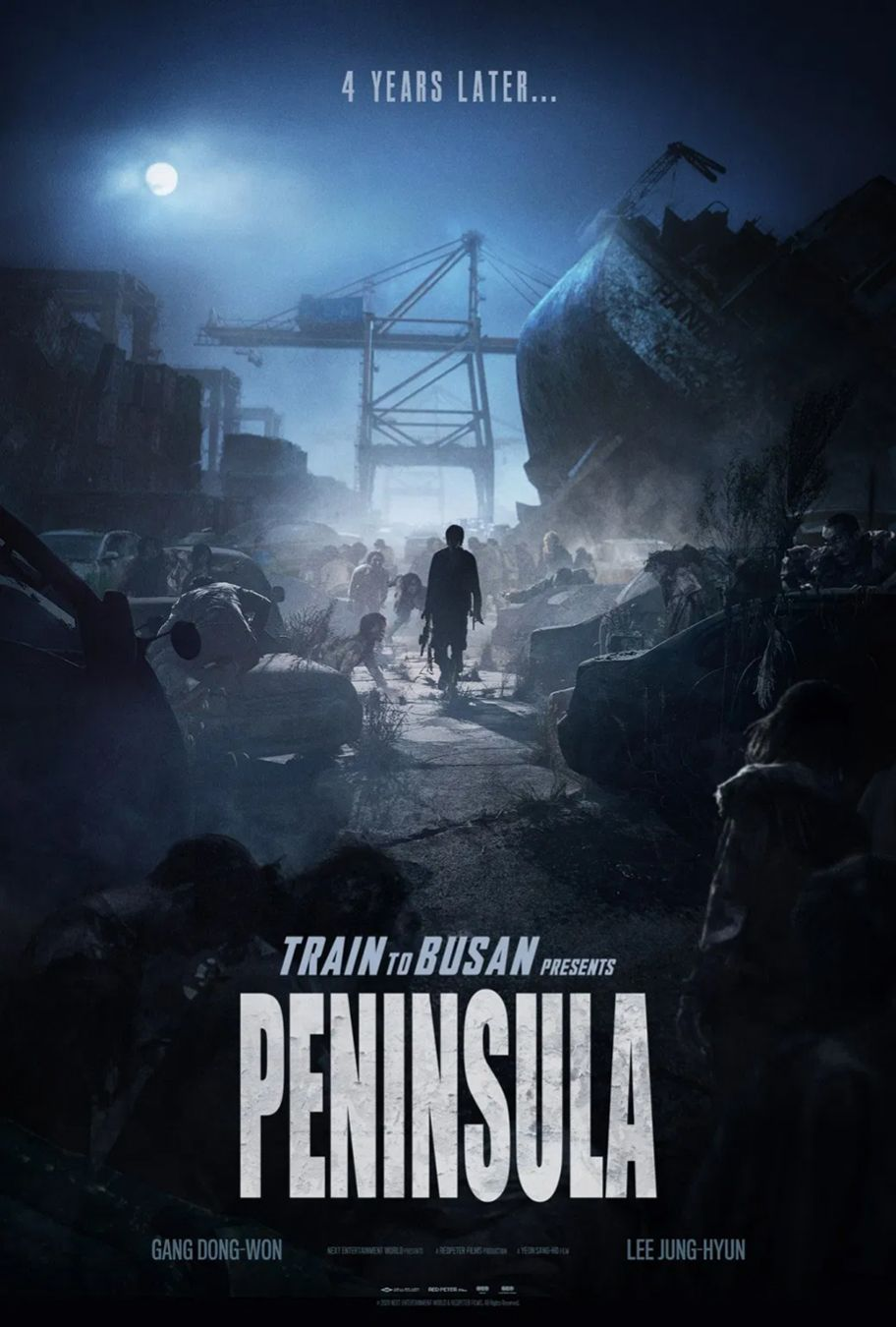 Trailer za Korejski 'Train To Busan' zombi nastavak 'Peninsula' je napokon stigao