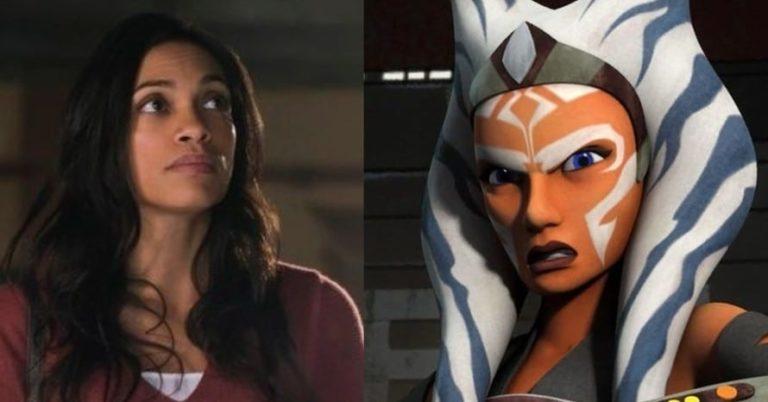 Star Wars: The Mandalorian dodaje Rosario Dawson u sezonu 2 kao Ahsoka Tano