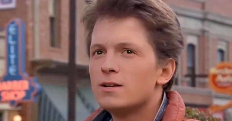 Back To The Future reboot dobio 'deepfake' trailer s Tom Hollandom