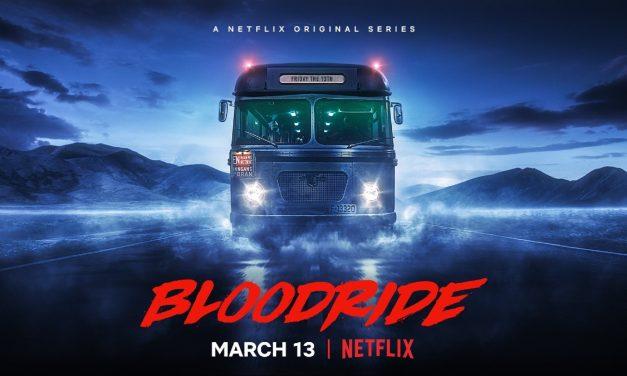 Recenzija: Bloodride (2020-)