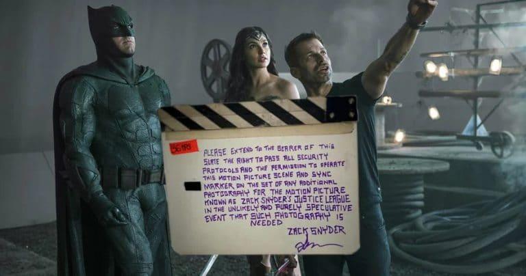 Zack Snyder nas zadirkuje mogućim dosnimavanjima njegovog Justice League s Batmanom i Supermanom