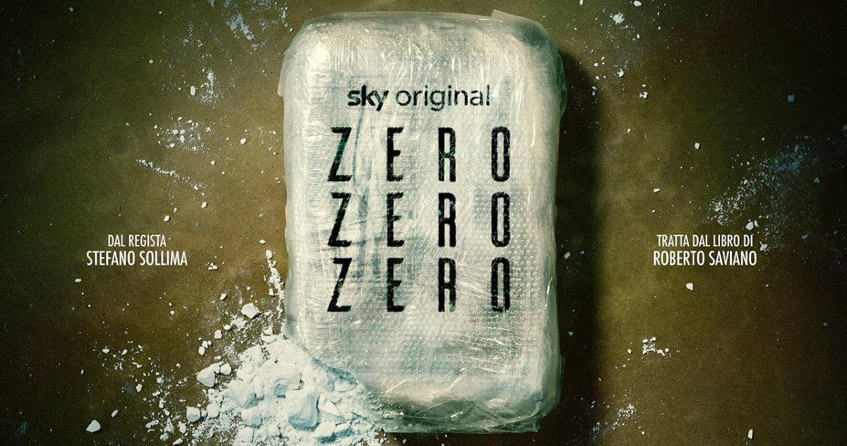 Recenzija: ZeroZeroZero (2020-)