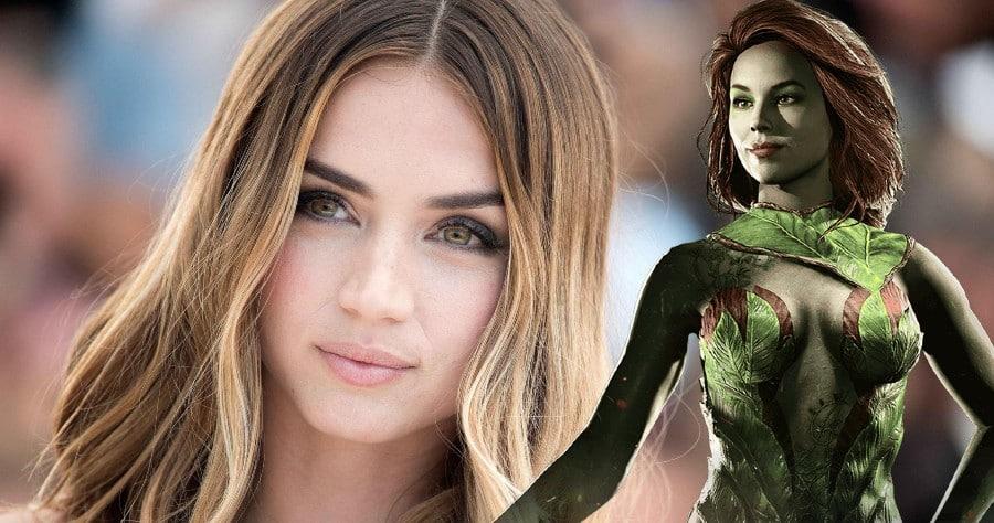 Evo kako bi Ana De Armas mogla izgledati kao DC Poison Ivy
