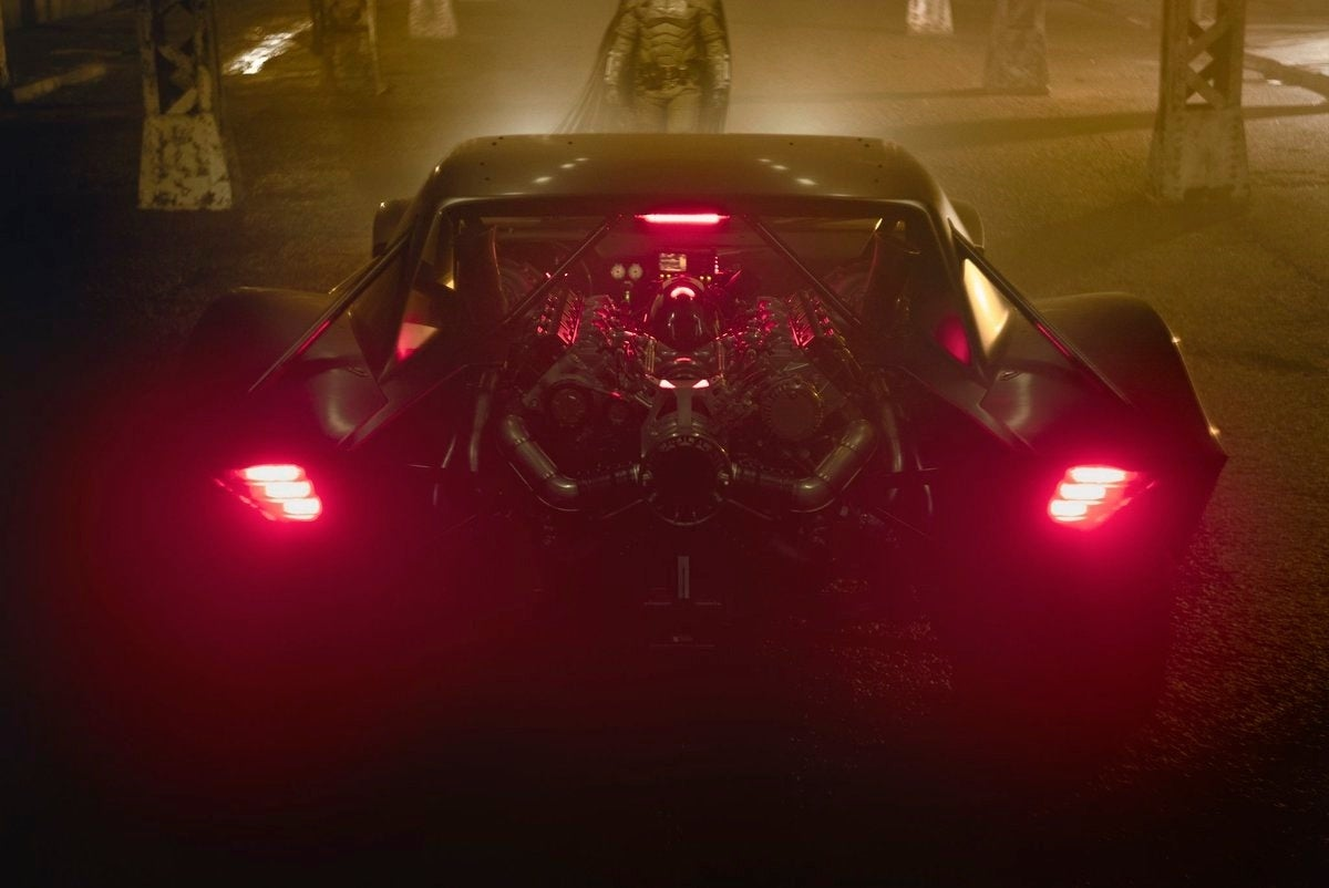 The Batman: Upravo je stigao prvi pogled na novi BATMOBILE
