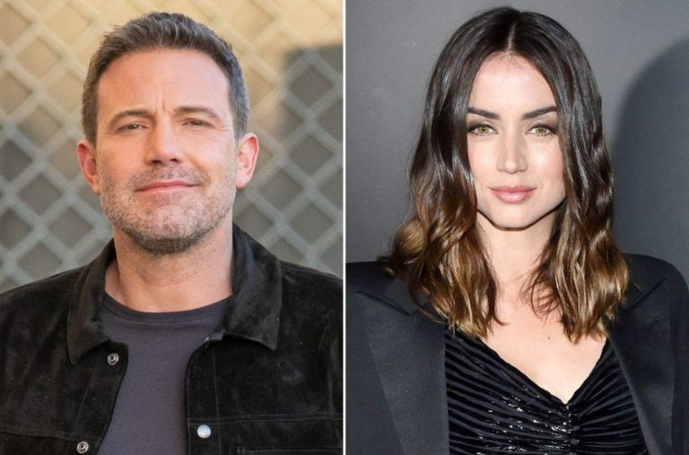 Ben Affleck i Ana se Armas novi su Hollywoodski par – nerazdvojni na slikama s plaže