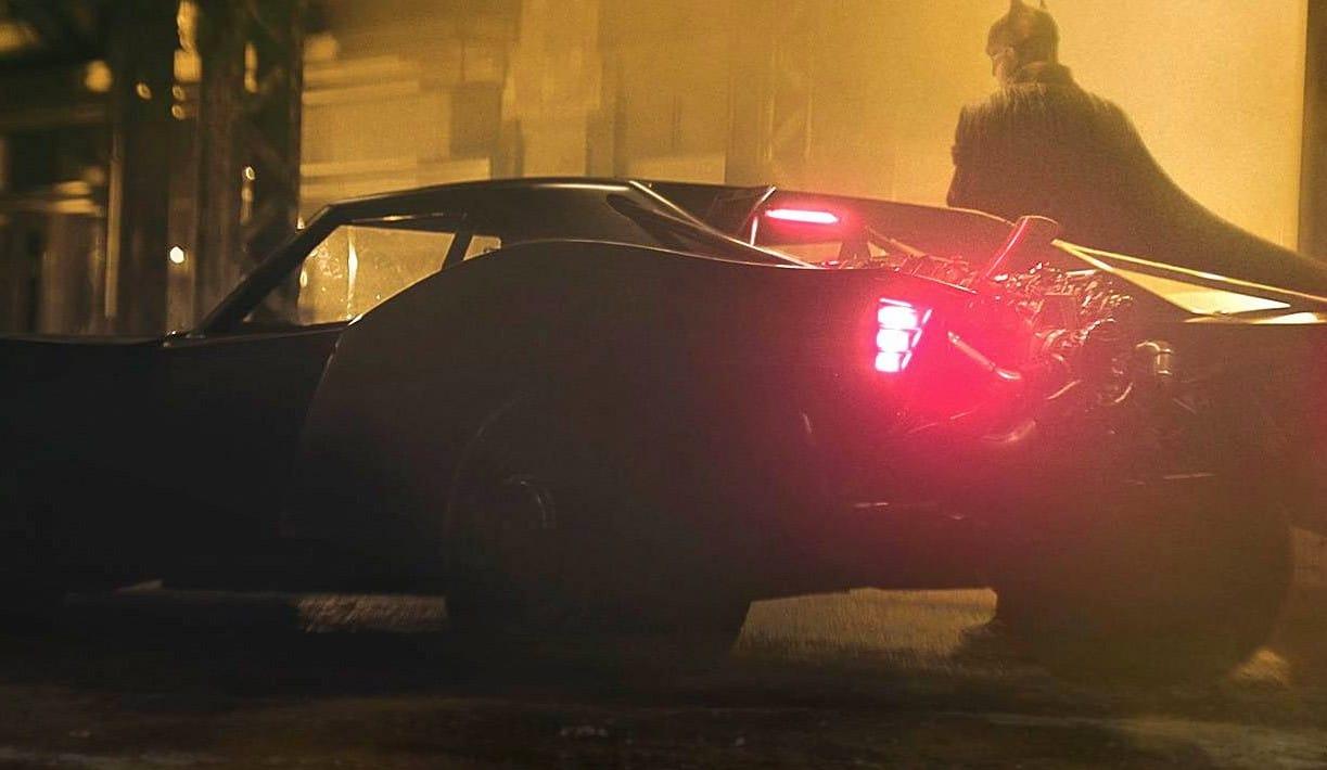 Fanovi poludjeli oko novog Batmobilea za nadolazeći The Batman film