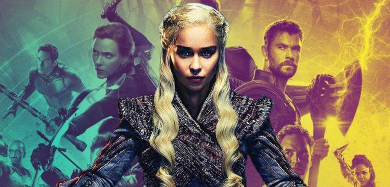 Game of Thrones zvijezda Emilia Clarke navodno se želi pridružiti MCU