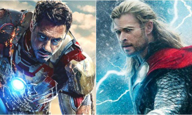 Avengers: Endgame nova slika iza kulisa pokazuje Iron Mana i Thora
