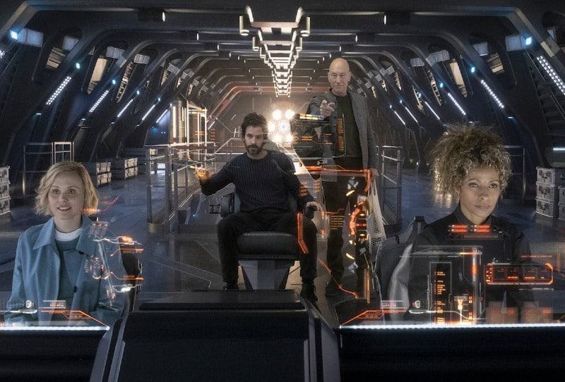 Recenzija: Picard (2020-)