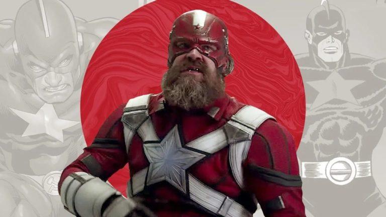 Black Widow slika daje nam novi pogled na Davida Harboura obučenog kao Red Guardiana