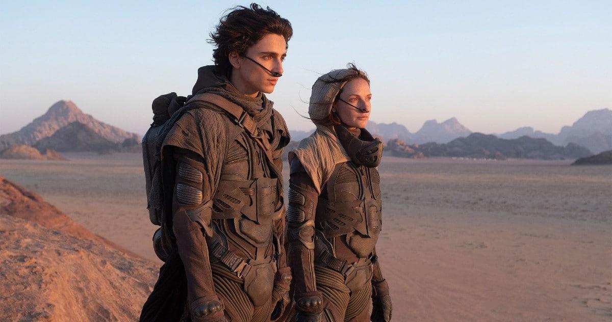 9 Novih slika iz filma 'Dune' - prvi pogled na Oscar Isaaca i Jasona Momou