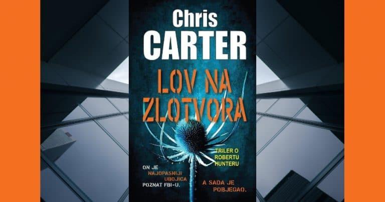 Recenzija knjige: Lov na zlotvora (Robert Hunter #10)
