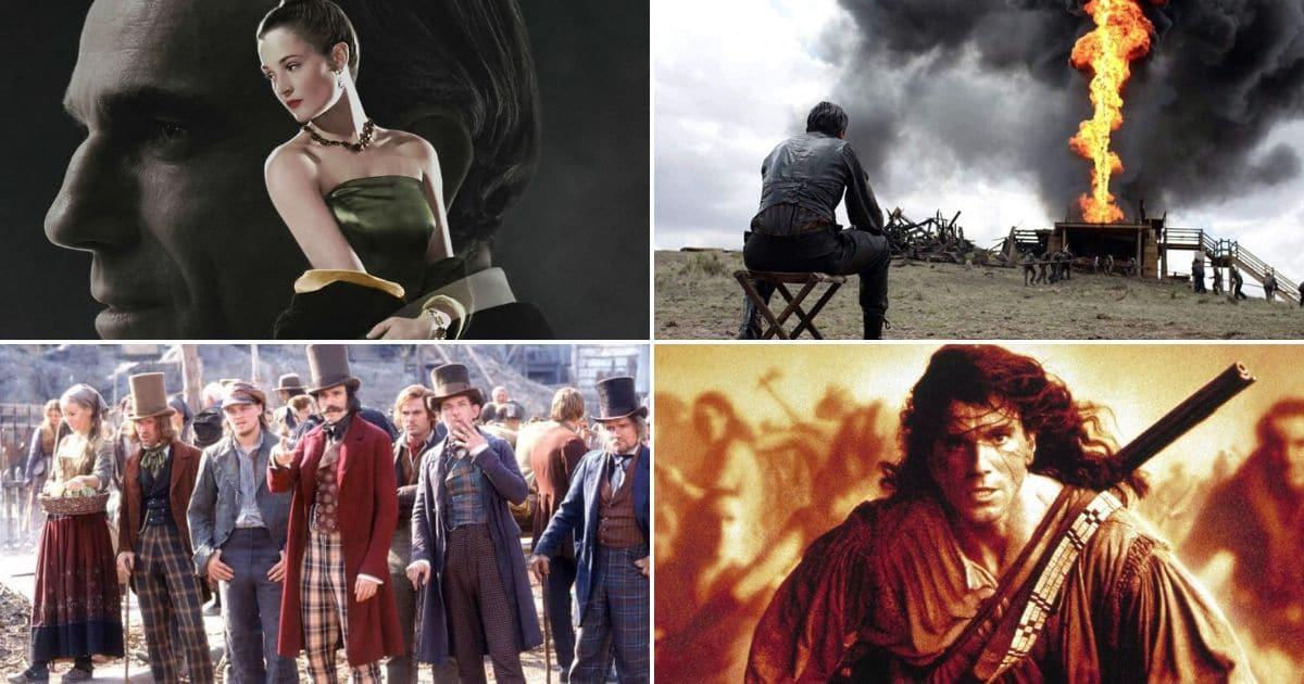 10 Najboljih filmova Daniel Day-Lewis