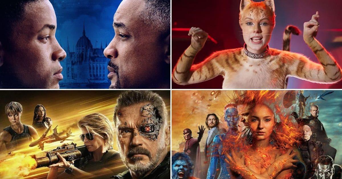 5 najvećih filmskih kino bombi 2019. godine službeno otkriveno!