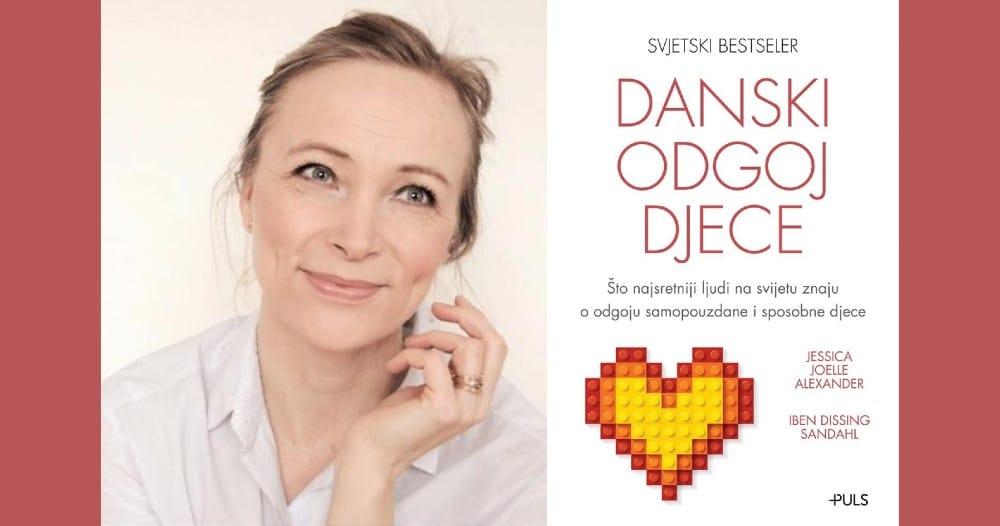 """Iben Sandahl autorica """"Danski odgoj djece"""" čita ulomak iz svoje najdraže knjige"""