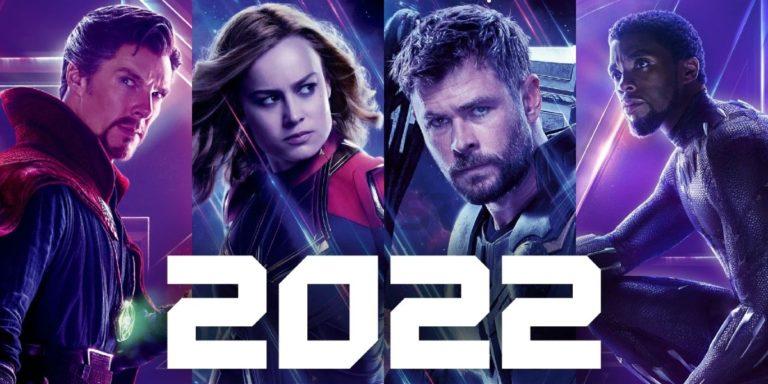 Marvel Studios trenutno za 2022. godinu ima čak 5 filmova!
