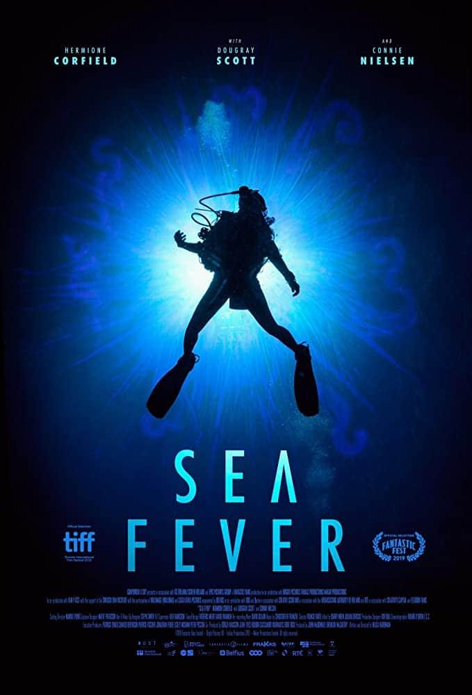 Recenzija: Sea Fever (2020)
