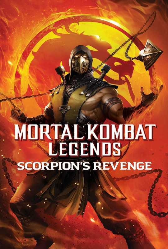 Recenzija: Mortal Kombat Legends: Scorpion's Revenge (2020)