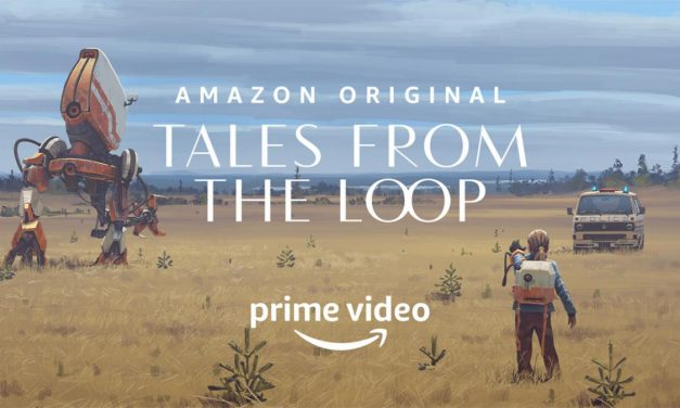 Recenzija: Tales from the Loop (2020-)