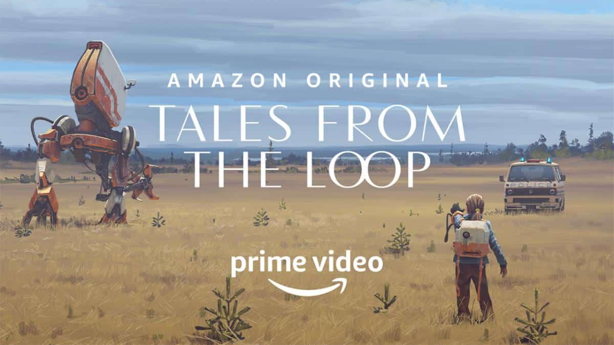 Recenzija: Tales from the Loop (2020-)