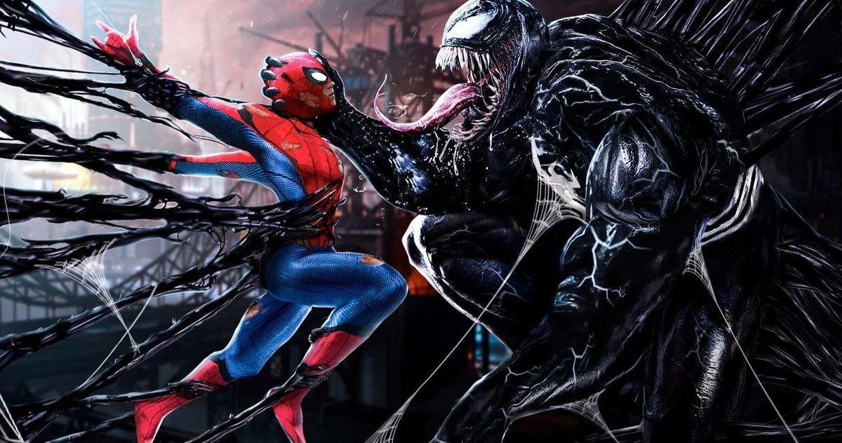 Tom Hardy objavio sliku gdje njegov Venom pojede Tom Holladnovog Spider-Mana