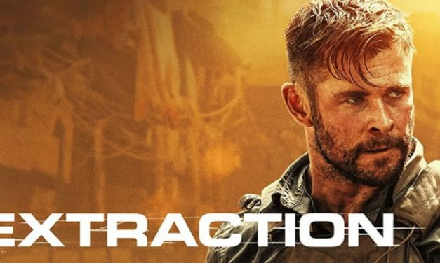 Recenzija: Extraction (2020)