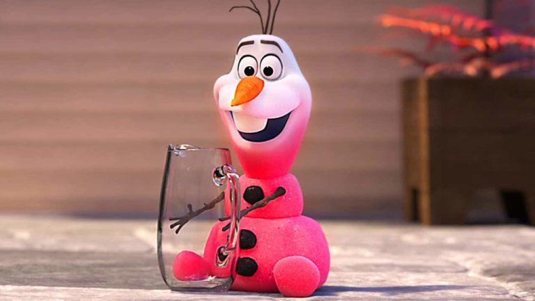 Josh Gad koji posuđuje glas Olafu podijelio novi kratki 'Frozen' video