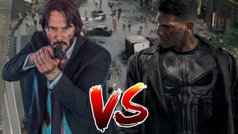John Wick i The Punisher sukobljeni u odličnoj fanovskoj slici, studio se oglasio