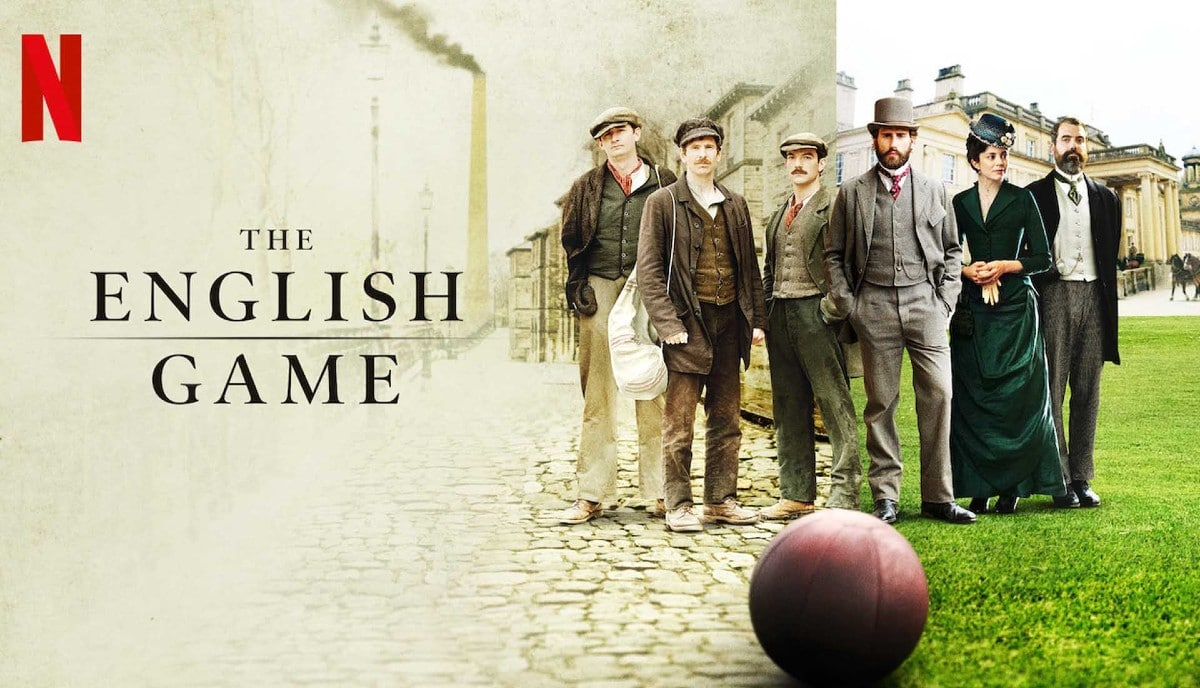 Recenzija: The English Game (mini-serija, 2020)