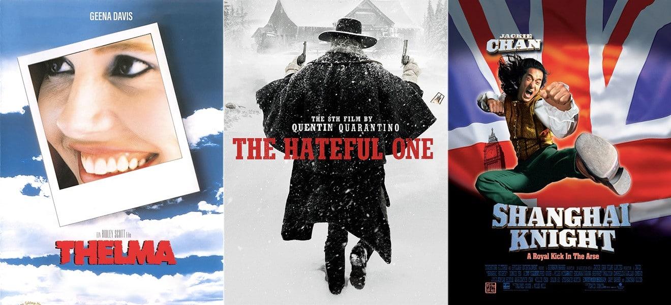 Neki od najboljih filmskih postera dobili tretman društvenog distanciranja za 2020.