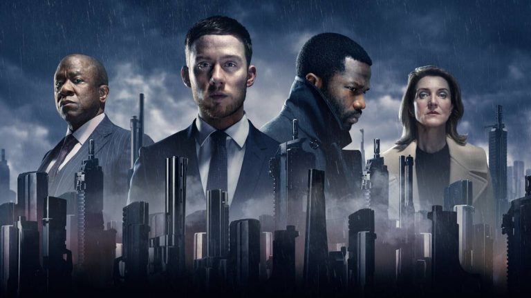 Recenzija: Gangs of London (2020-)
