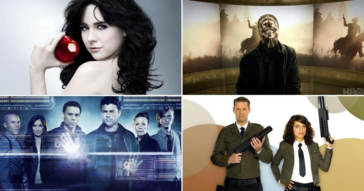 10 Najboljih SF serija od samo jedne sezone