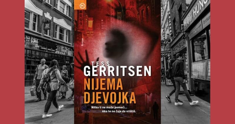 Recenzija knjige: Nijema djevojka (Rizzoli & Isles #9)
