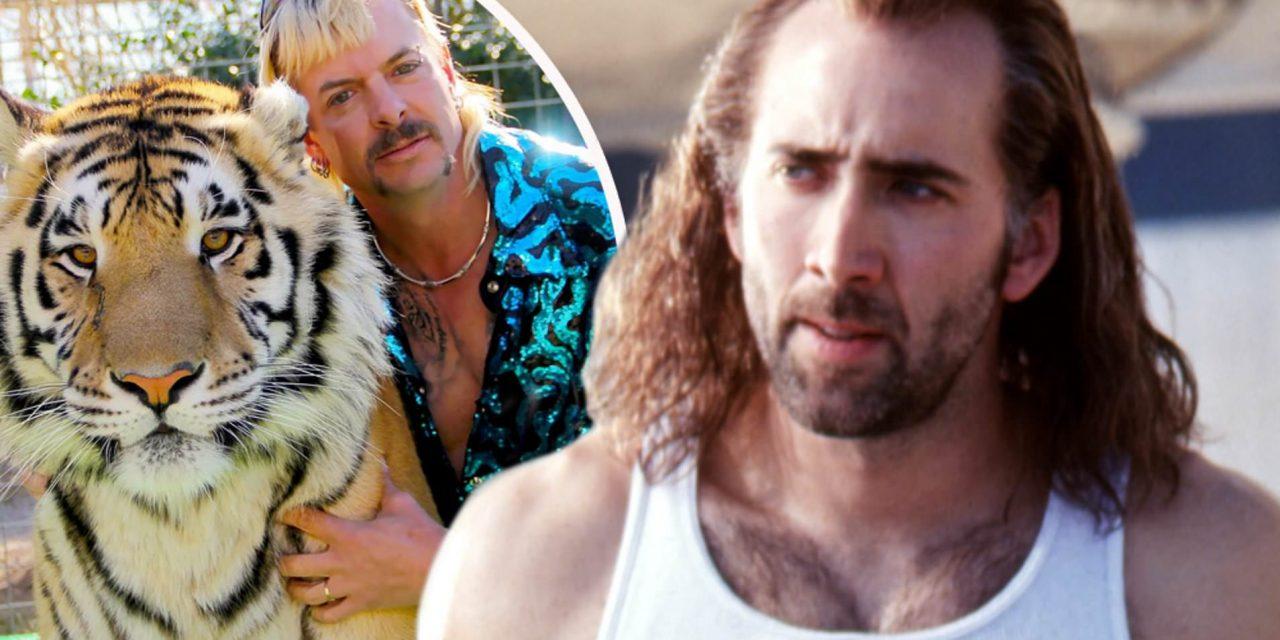 Nicolas Cage će glumiti Tiger King Joe Exotica u nadolazećoj igranoj seriji