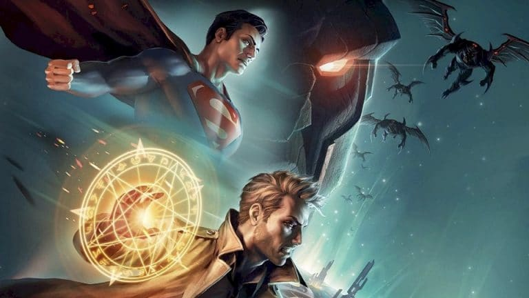 Recenzija: Justice League Dark: Apokolips War (2020)