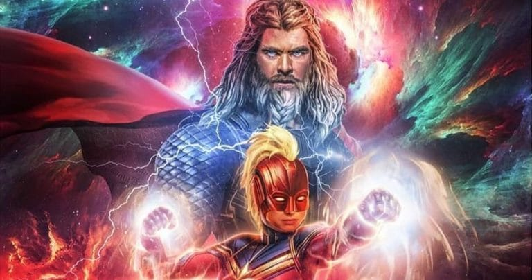 Novi Avengers fanovski poster zadirkuje nas epskom budućnosti za MCU