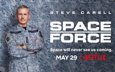Recenzija: Space Force (2020-)