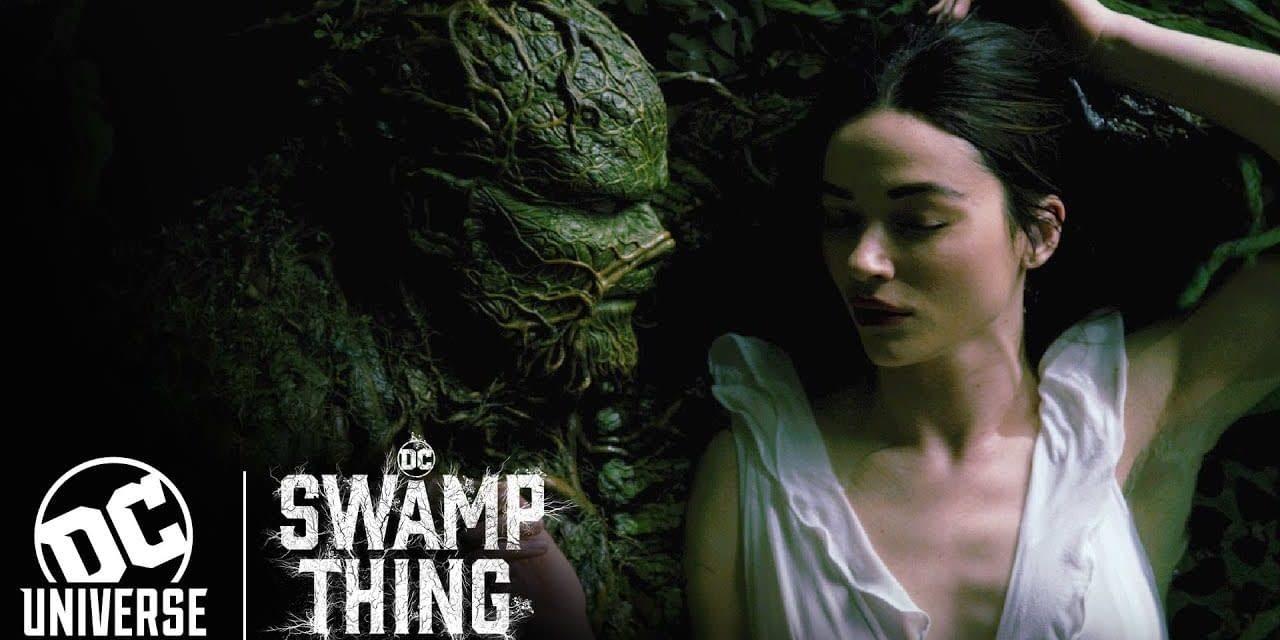 The CW otkupio 'Swamp Thing' seriju, postoji mogućnost da ju žele oživjeti za drugu sezonu