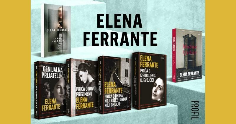 Netflix snima seriju prema novom romanu Elene Ferrante