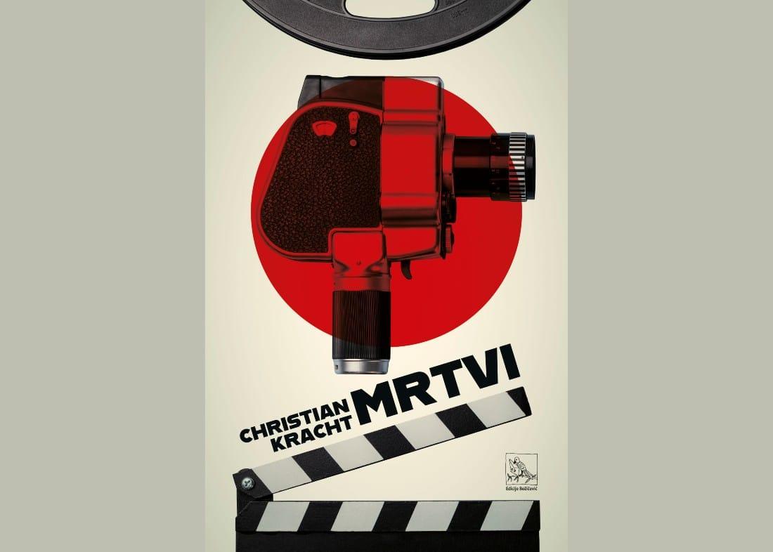 Edicije Božičević predstavljaju novi naslov: Christian Kracht - Mrtvi