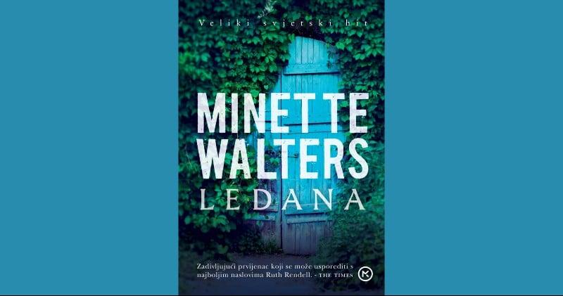 "Mozaik knjiga i Minette Walters: ""Ledana"", ""Kiparica"" i ""Maska srama"""