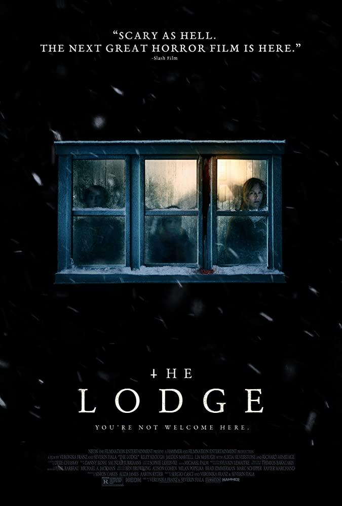 Recenzija: The Lodge (2020)