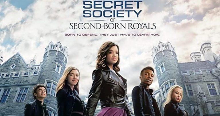 Trailer: Secret Society of Second Born Royals (2020)