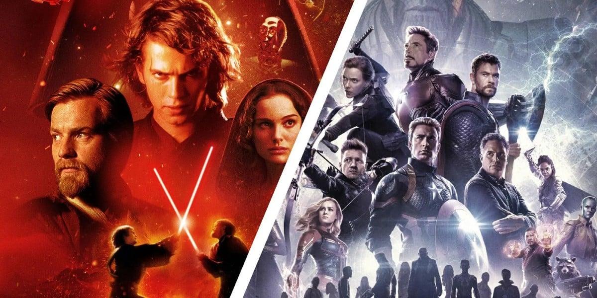 Revenge Of The Sith uništio Avengers: Endgame u glasanju za najbolji ljetni blockbuster